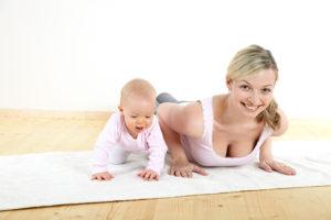 Cómo queda el cuerpo después del embarazo